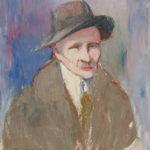 Jalmari Ruokokoski: T.K. Sallinen, 1914 © HAM / Kuva: Hanna Kukorelli